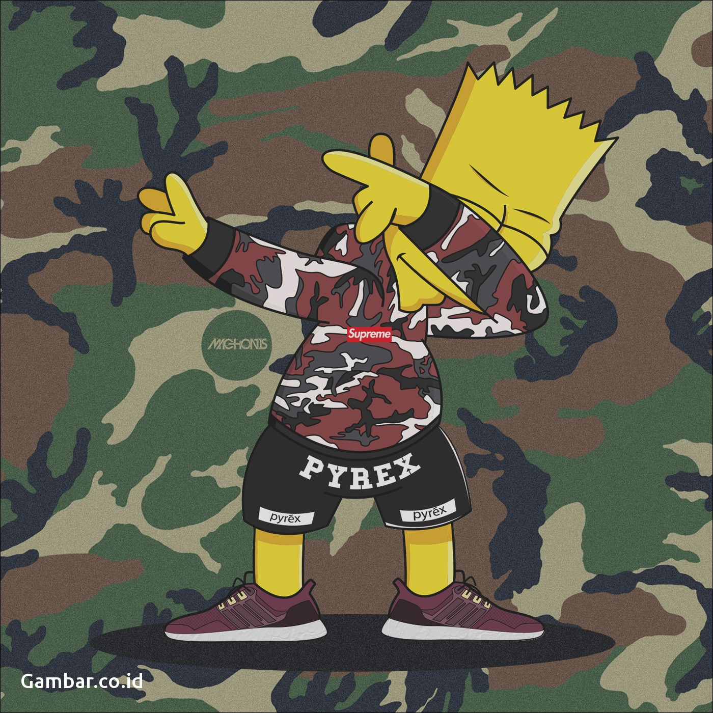 Simpson Supreme Wallpaper Group (34+), HD Wallpapers in