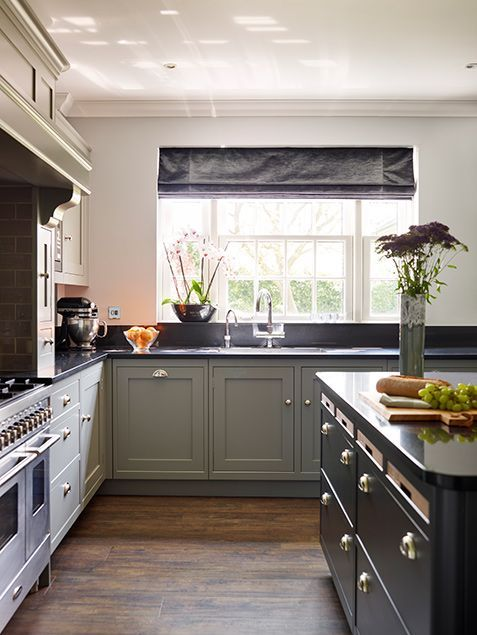 Modern Country kitchen -Kitchens Pinterest Modern country