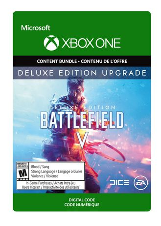 Electronic Arts Xbox One Battlefield V Deluxe Edition Upgrade