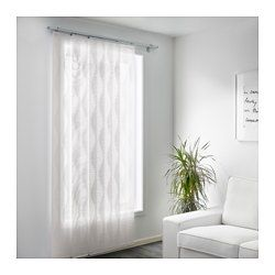 ikea murruta panneau blanc parures fen tres ikea. Black Bedroom Furniture Sets. Home Design Ideas