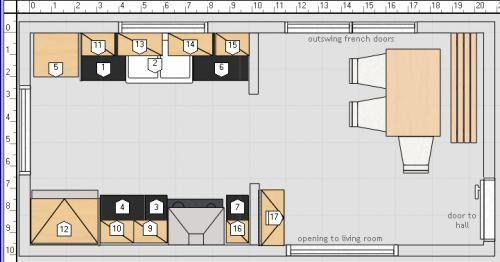 Kitchen Layout Planner | Home Design | Galley kitchens in ...