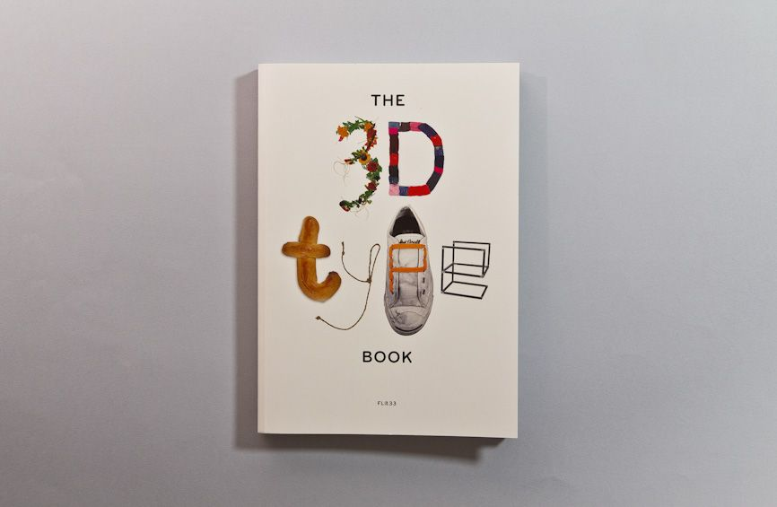 3D Type Book | Happycentro