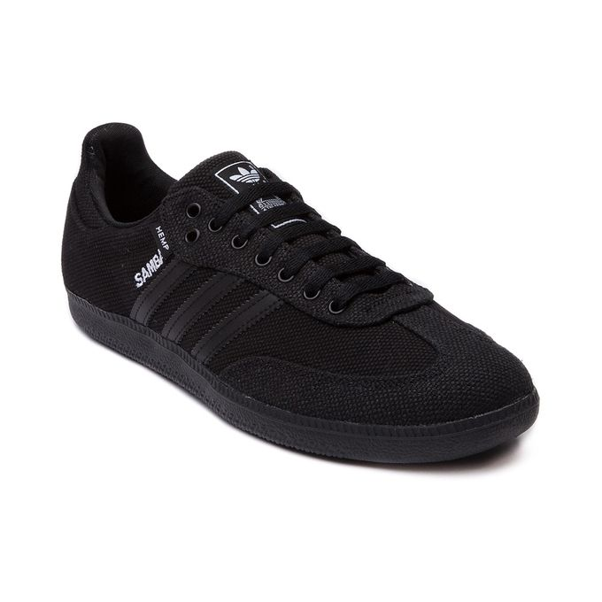 análisis coger un resfriado giro  Mens Adidas SAMBA hemp shoes - black Perfect for any occasion ...