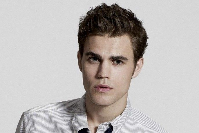Paul Wesley is right after his Vampire Diaries co-star ...
