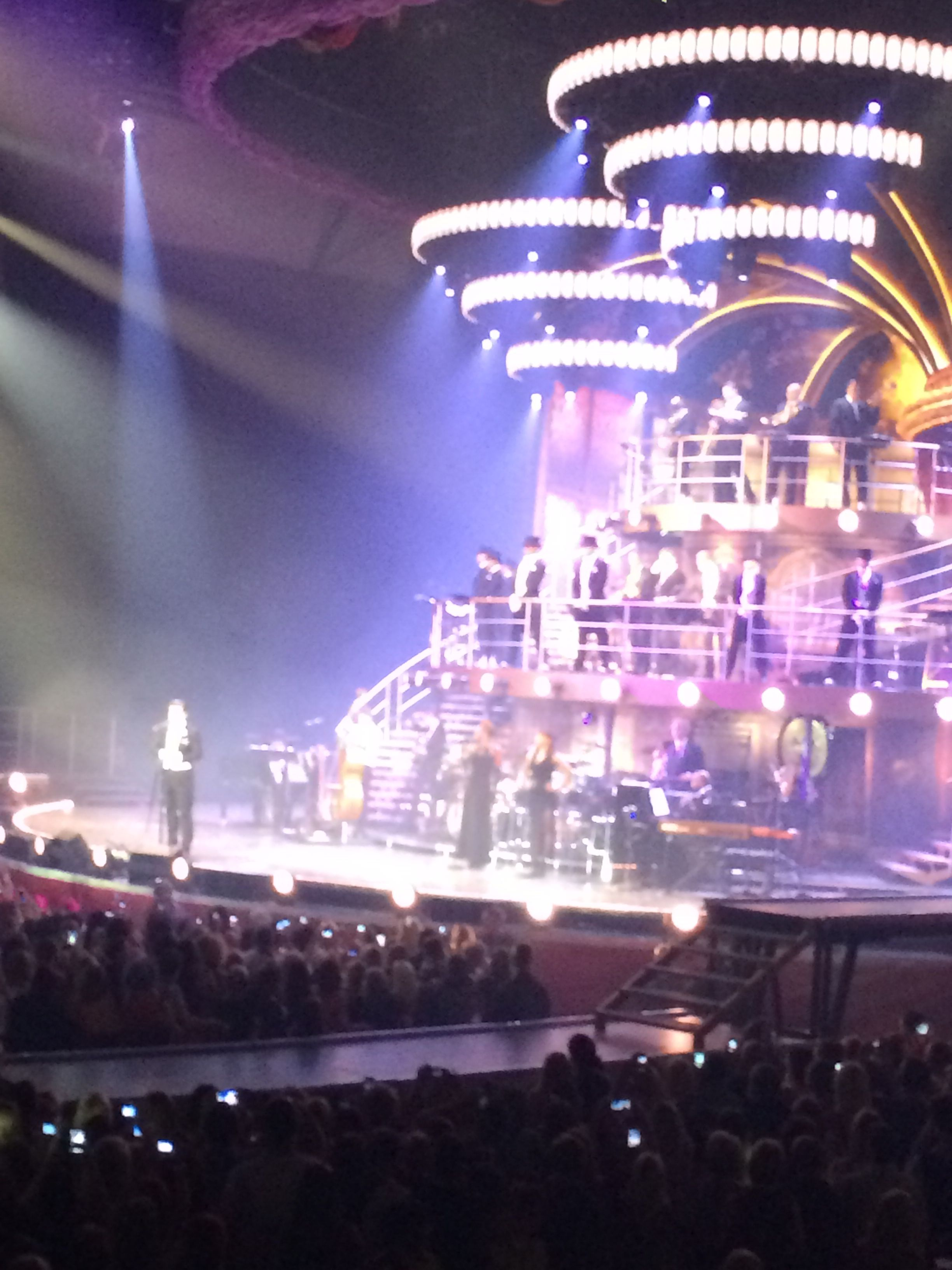 Robbie Williams 22/6/14