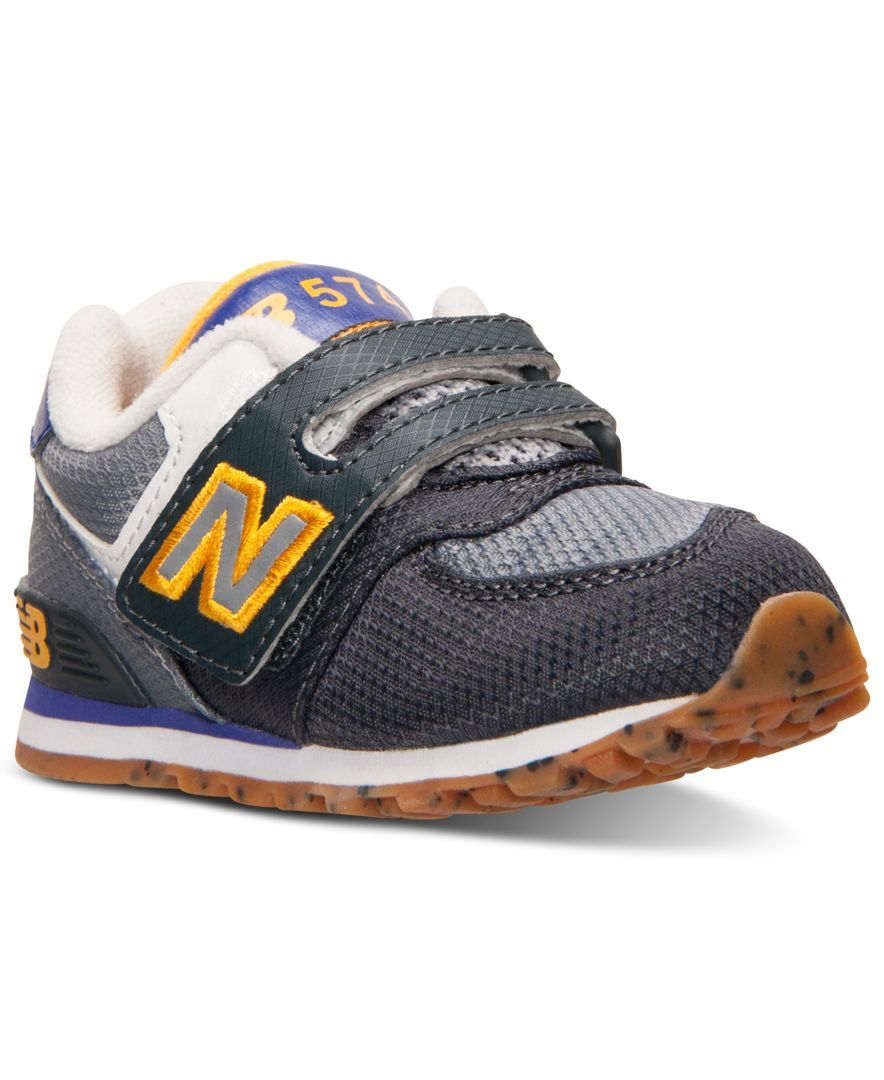 New balance boys 574 expedition casual sneakers from