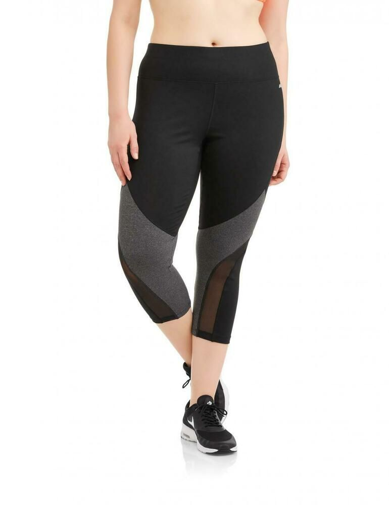 b876f9da9d9b3 Avia Women's Plus Size Active Higher Ground Performance 22 Capri #fashion  #clothing #shoes #accessories #womensclothing #activewear (ebay link)