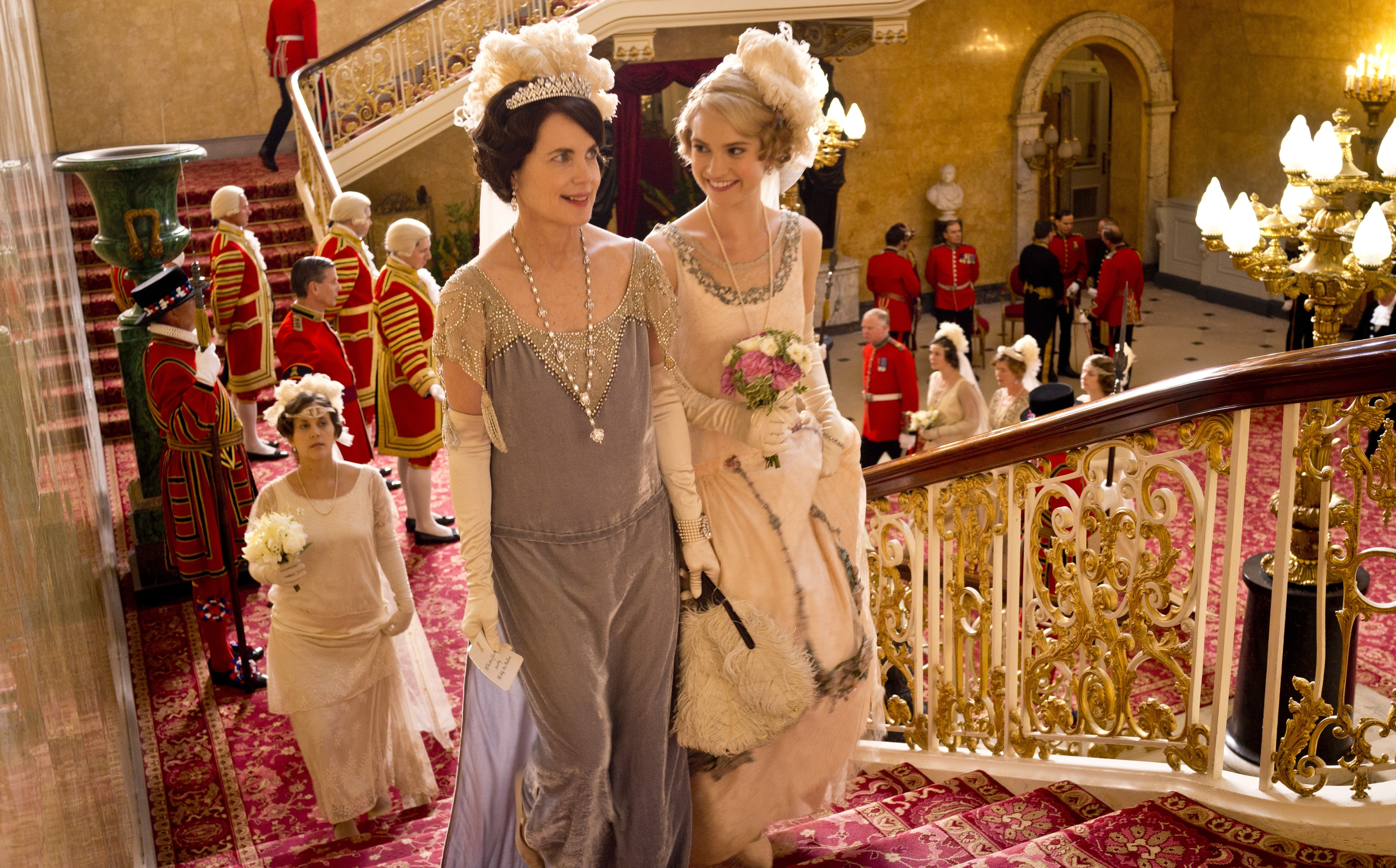Downton Abbey Series 4 Christmas Special. Can't wait!!!