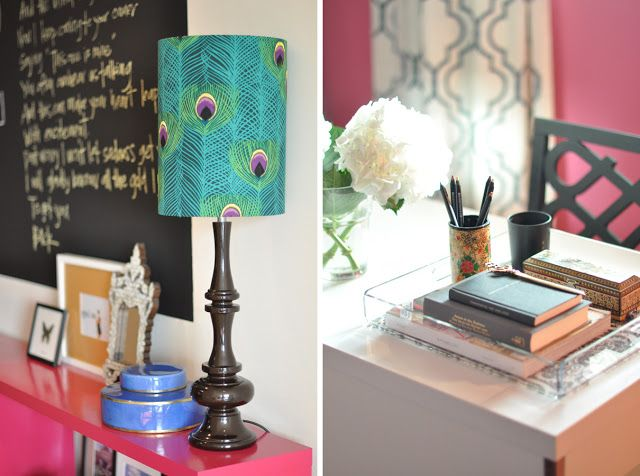 office space of the day… caitlin wilson designs with pink