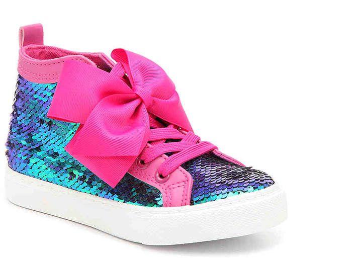 Ground Up Jojo Siwa High-Top Sneaker