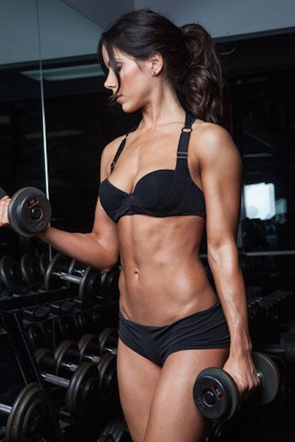 Calorie intake to lose fat and gain muscle