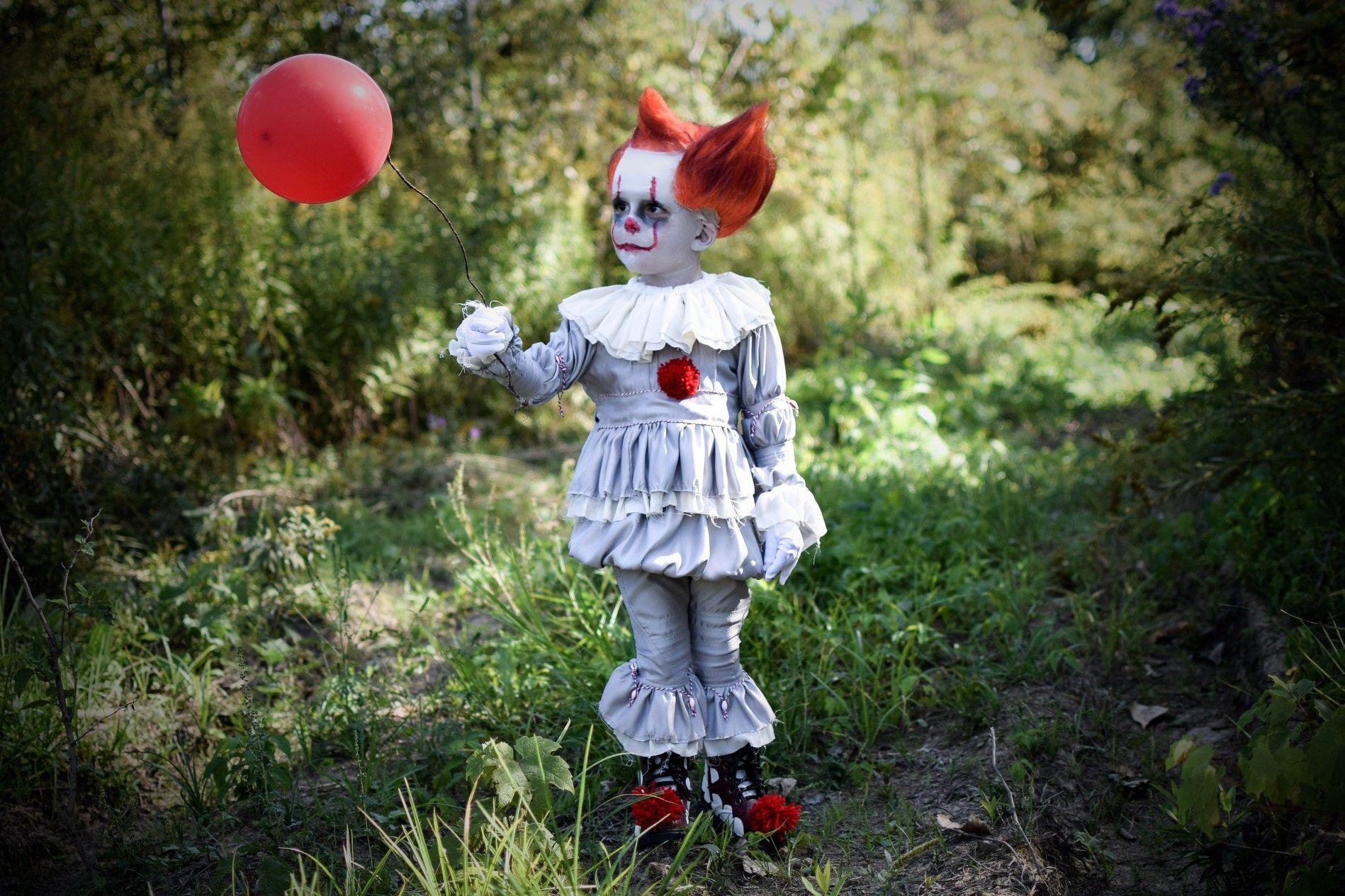 toddler_pennywise_it_costume Boys halloween costumes diy