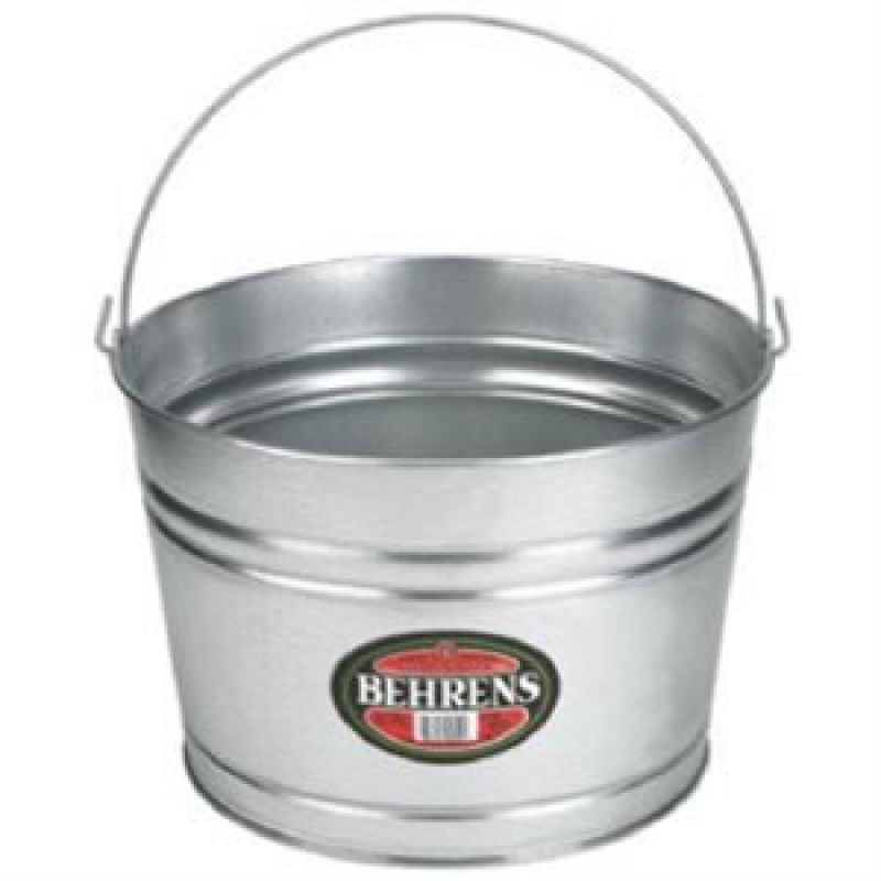 Country Home Galvanized Metal Ice Bucket By Twine A 8 5a X 7 8a X 7 8a Want To Know More Click On The Image Ice Bucket Bucket With Lid Ice Scoops