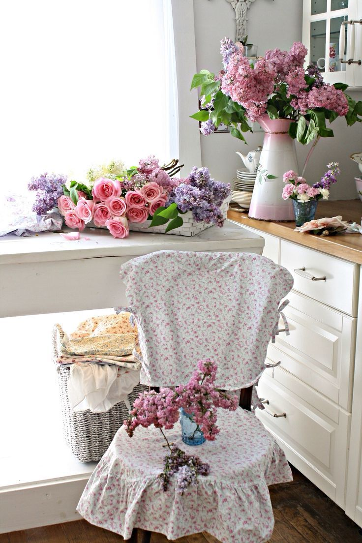 Roses & Lilas