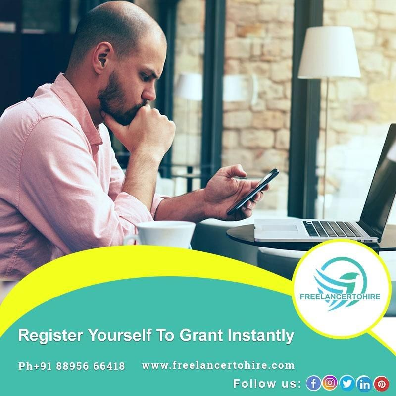 Register Yourself To Grant Instantly Freelancing Jobs Online Jobs Online Data Entry Jobs