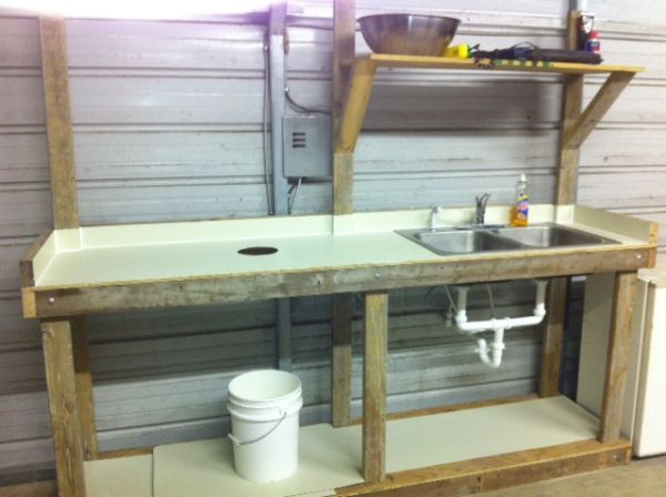 92924743e420c6f6fc2e86a254908a86 fish cleaning station \u2022 freshwater fishing in toledo bend in,Fish Cleaning House Plans
