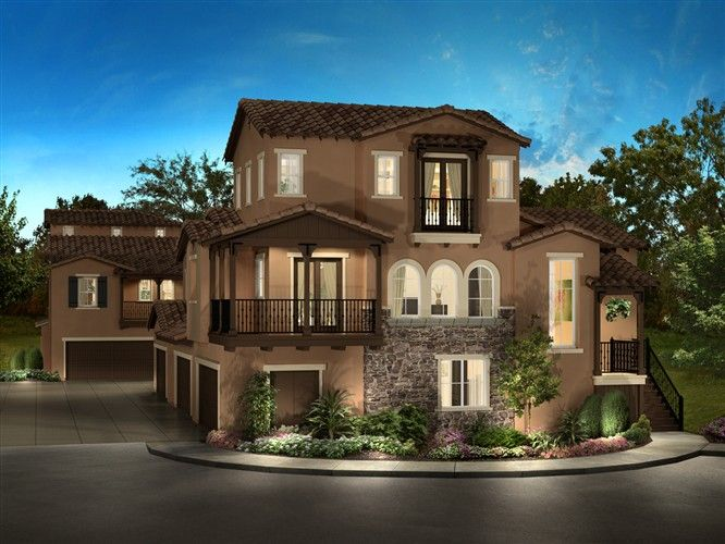 New Homes In San Diego House Designs Exterior House Exterior House