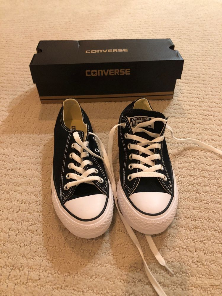 03d545d8e2d Womens Converse All Star Low SIZE 7  fashion  clothing  shoes  accessories