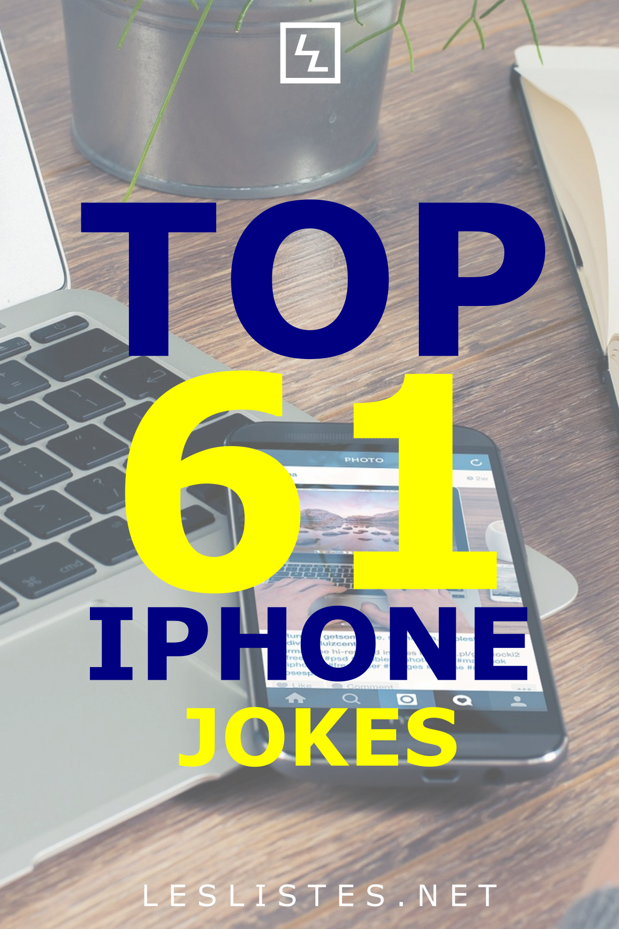 You Might Own An Iphone Or Perhaps You Don T No Matter What Side Of The Spectrum You Fall On Check Out The Top 61 Iphone Jokes Jokes Silly Jokes Fun Facts