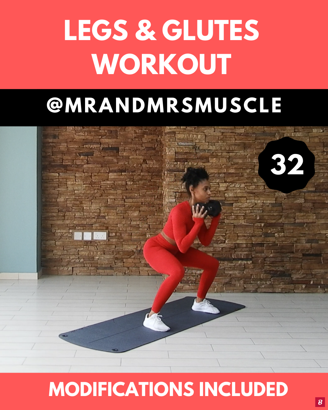 Tone your Legs and Build your Glutes with this 10-minute Lower Body HIIT Workout! ---       #glutewo...