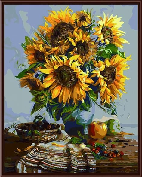 Pin By Yang Zhao On Sunflowers In A Vase In 2019 Diy