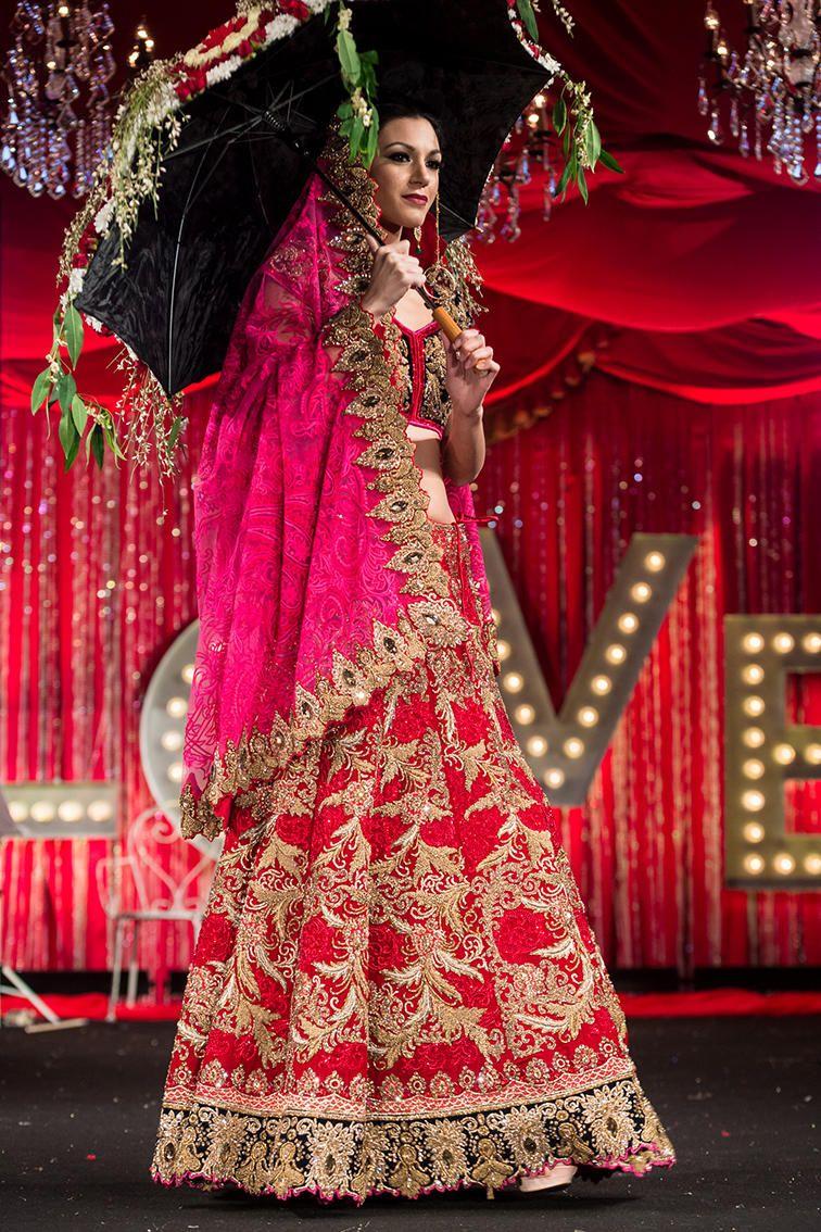 Asiana Bridal Show | Frontier Bazar | Every lady\'s Dream Attire ...