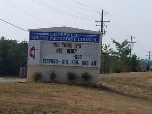 Church Sign Quotes Impressive Church Sign  Funny Quotes  Daily Fun Dose  Pinterest  Church