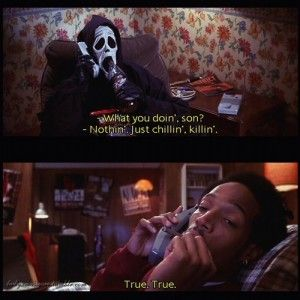 Scary Movie Quotes Tumblr | Movie quotes funny, Scary ...