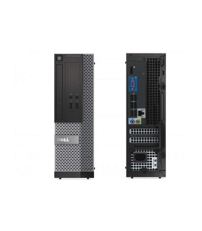Calculatoare second hand Dell OptiPlex 9020 USFF, i5-4590S