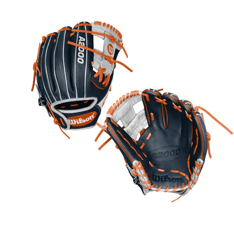 Wilson A2000 Jose Altuve Custom Design September Glove Of