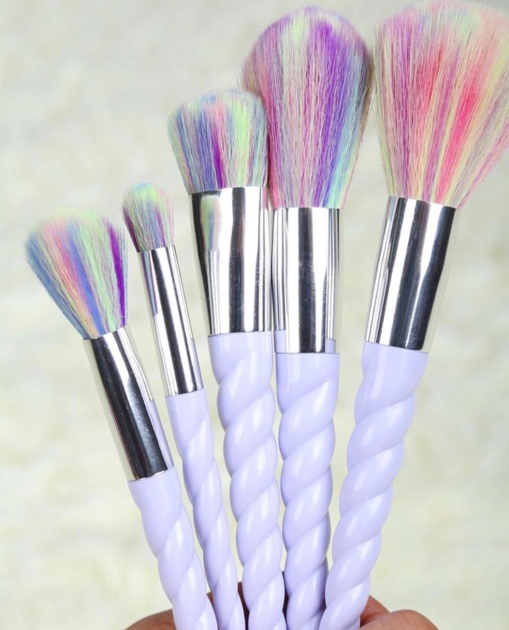 Love Cute Y Beautiful Imagen En We Heart It Makeup Brush Set Beauty Make Up Makeup