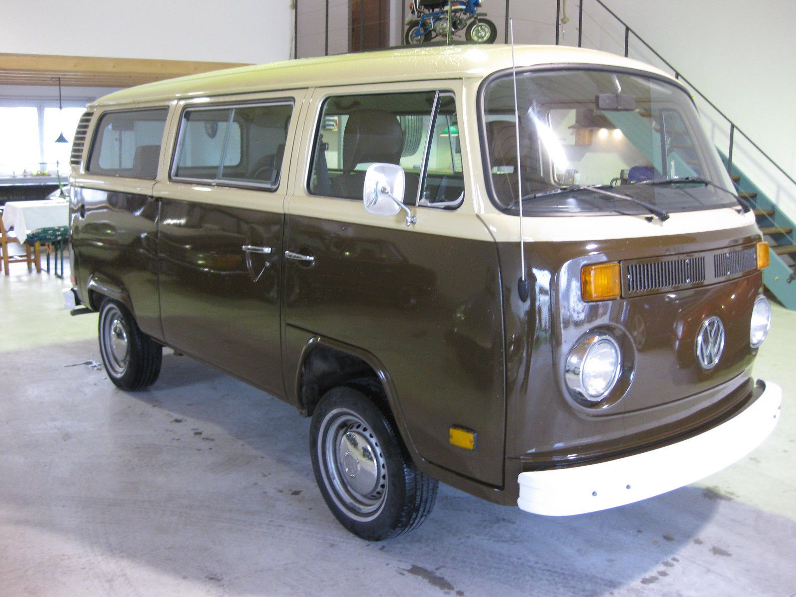 Oldtimer vw bus t 2 caravelle baujahr 1978 oldtimer