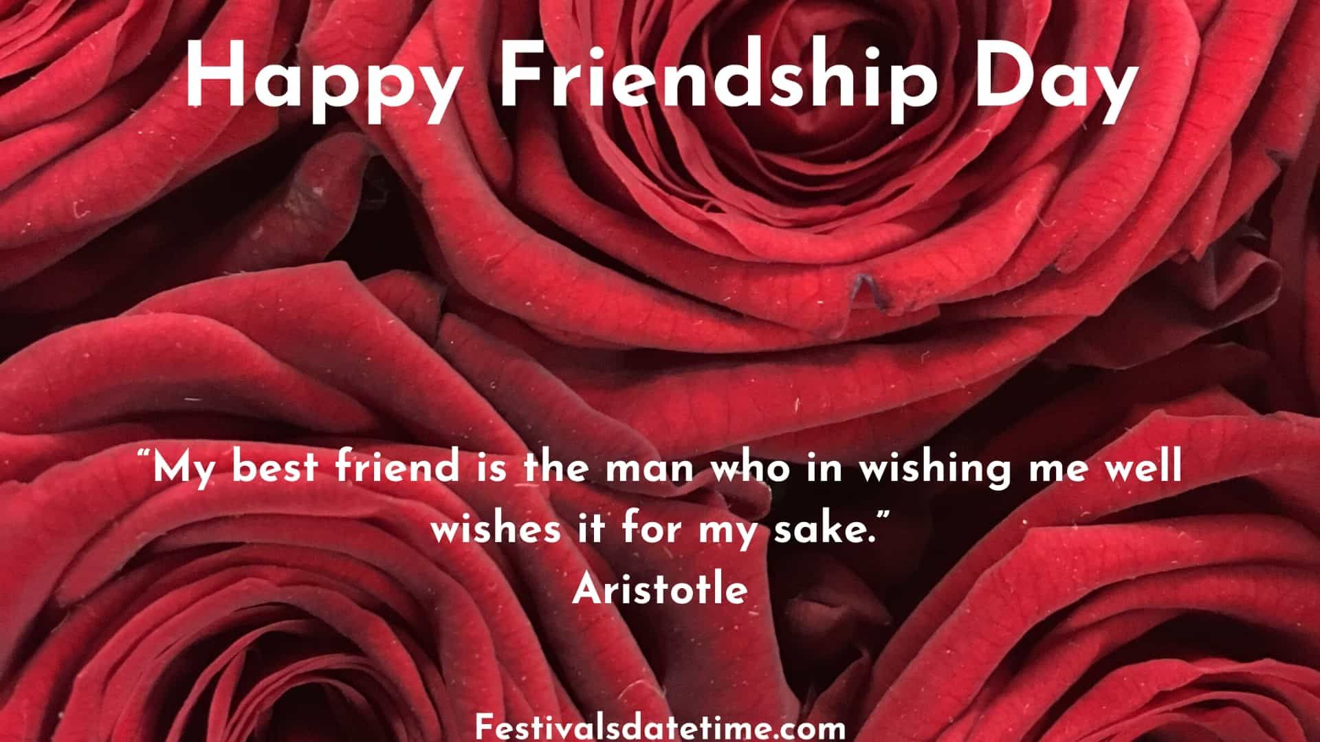 Friendship Day Wishes To Best Friend Images Happy Friendship Day Happy Friendship Friendship Day Wishes Friendship rose day images for friends