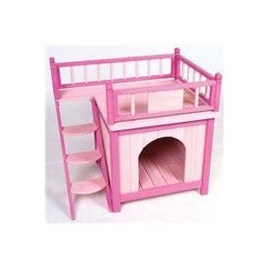 Ware Manufacturing Princess Palace Cat And Dog House Dog Houses