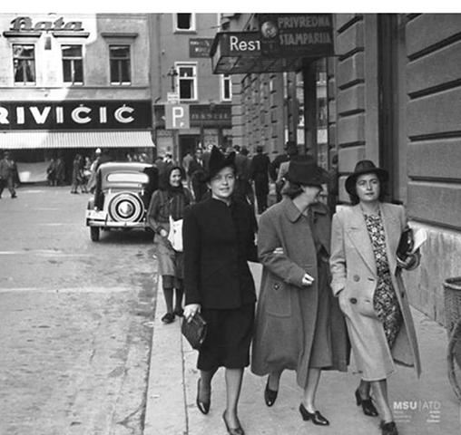 Zagreb 1930s Croatia Zagreb Croatia Photo