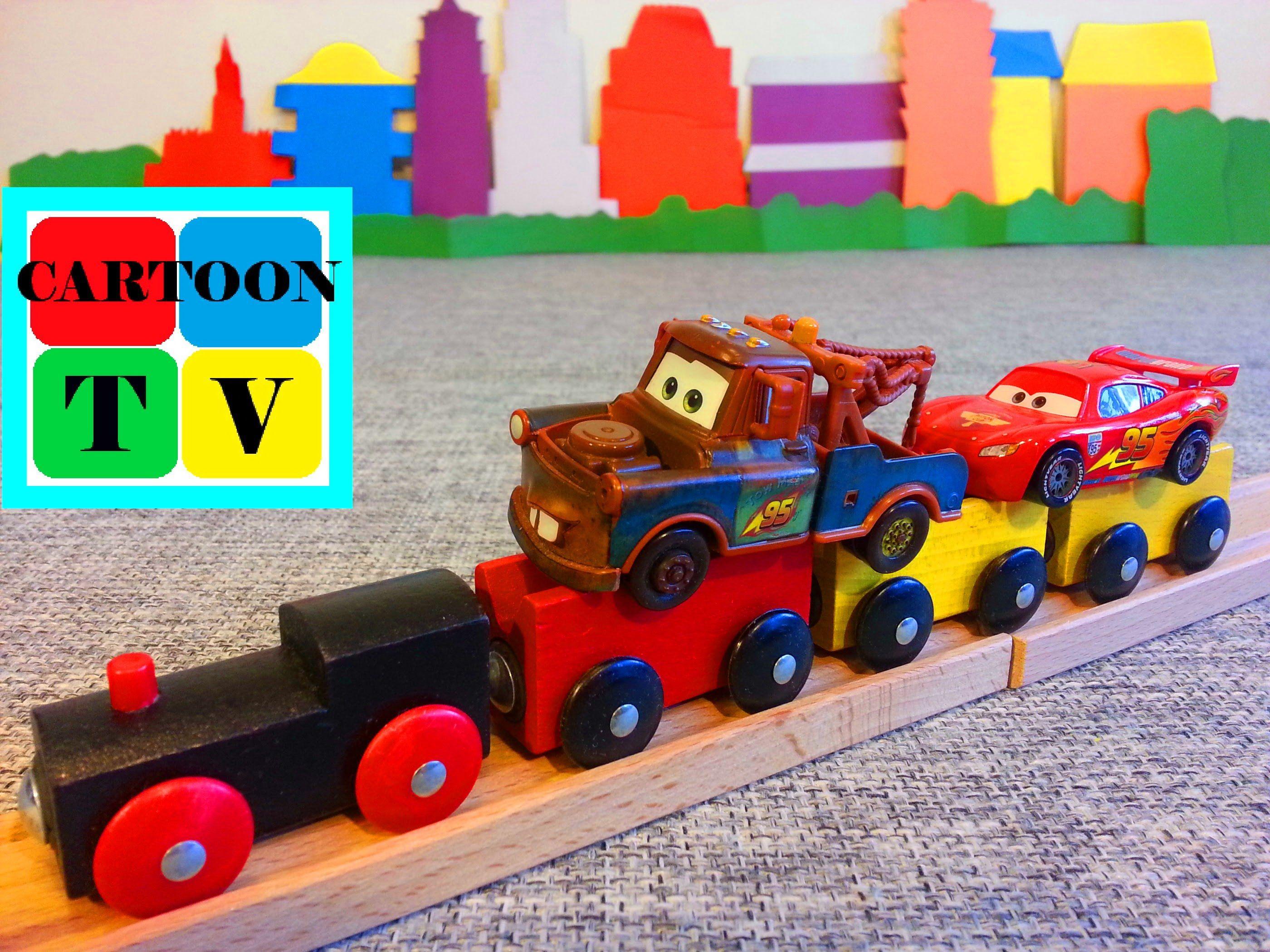 Lightning McQueen Mater are travelers Cars Toon Cartoon