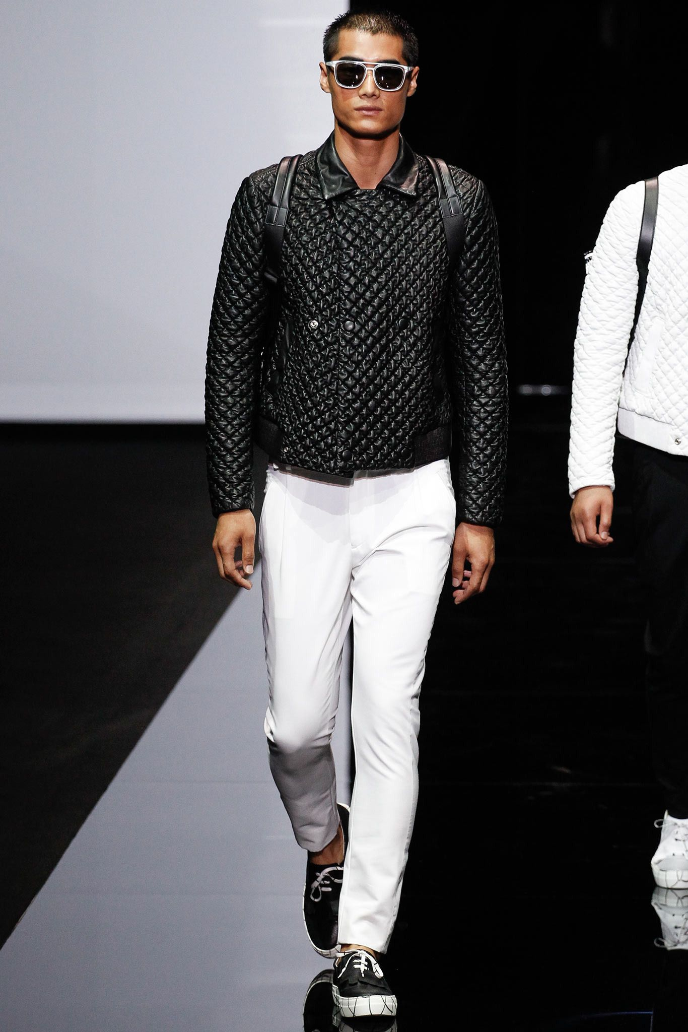 d5ff166c9196 Emporio Armani Spring 2015 Menswear - Collection - Gallery - Style ...