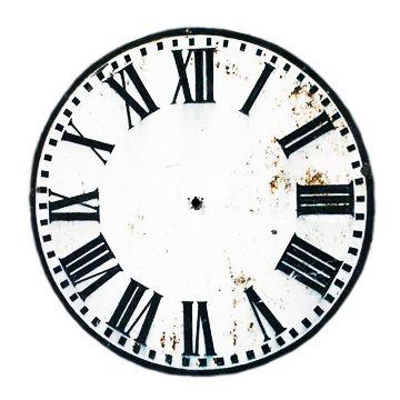Diy Giant Tower Wall Clock Clock Face Printable Clock Face