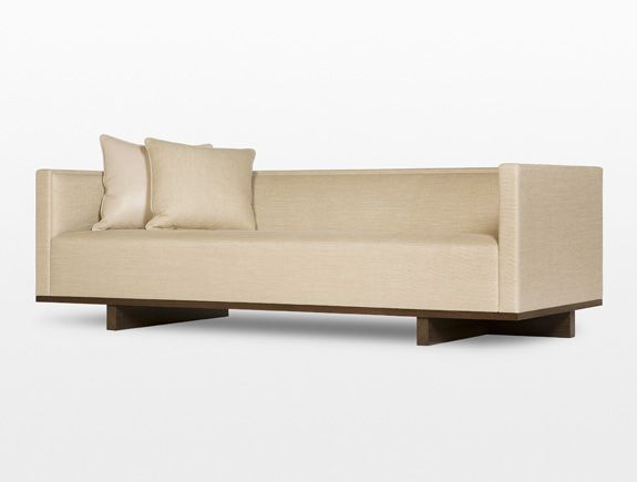 HOLLY HUNT MILES SOFA