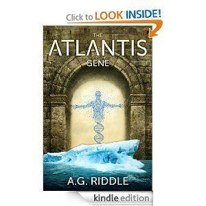 The Atlantis Gene Ebook