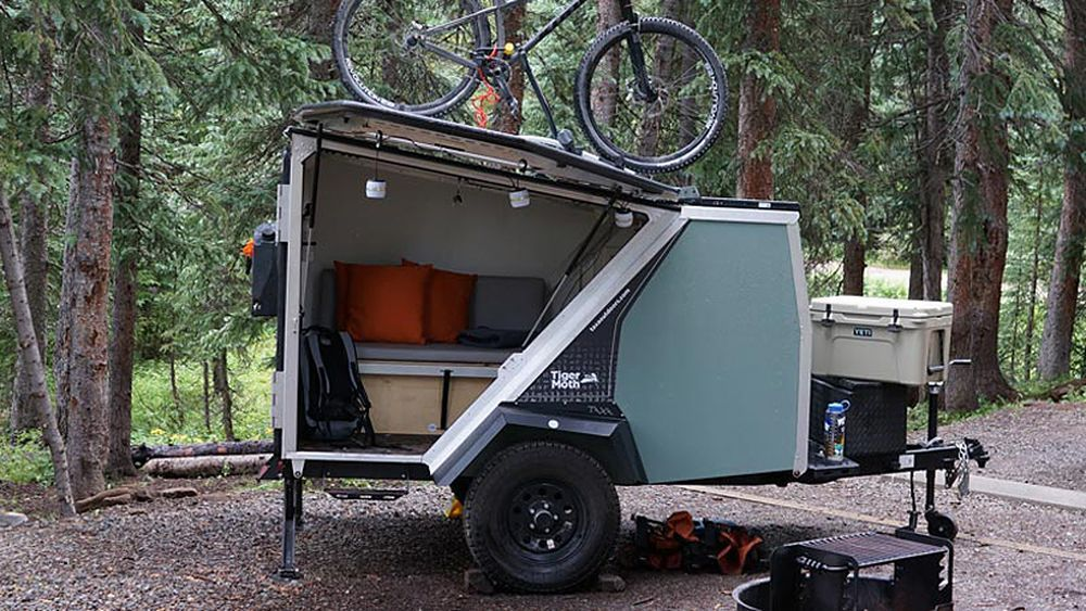 This Modular Camper Offers A High Design Way To Adventure Camper