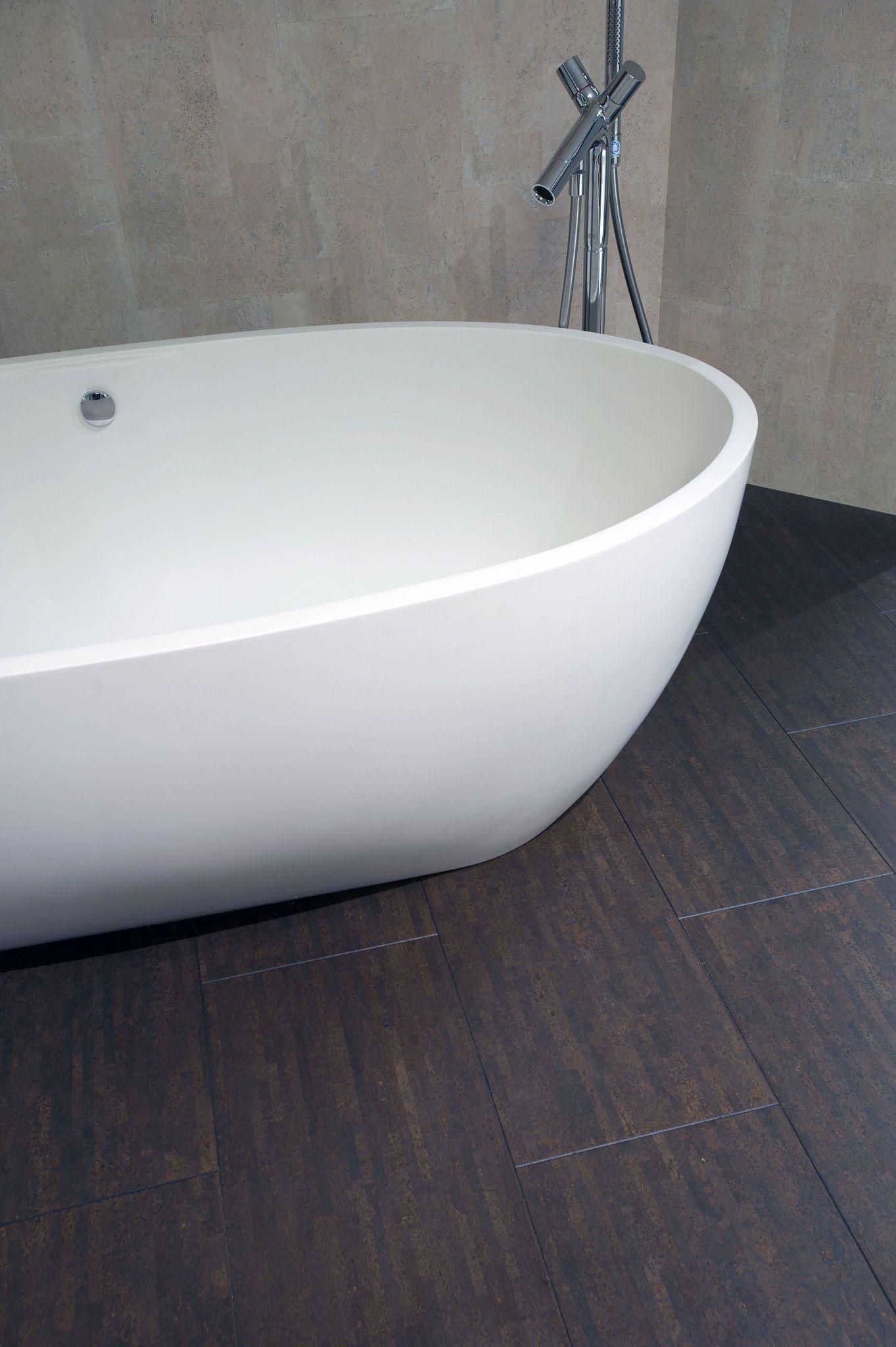 een badkamervloer moet niet alleen een lust voor het oog zijn