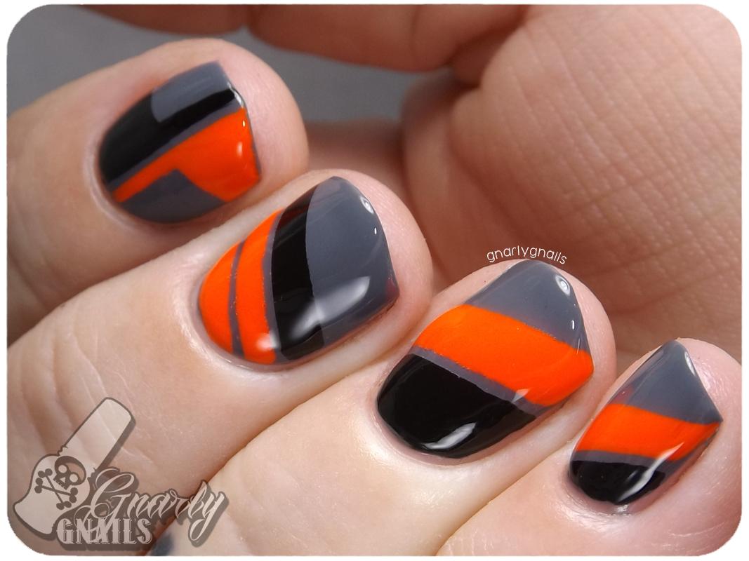 ... Nail Art Ideas harley davidson nails art : Pin by Martina on Naildesign  | Pinterest ... - Nail Art Ideas » Harley Davidson Nails Art - Pictures Of Nail Art