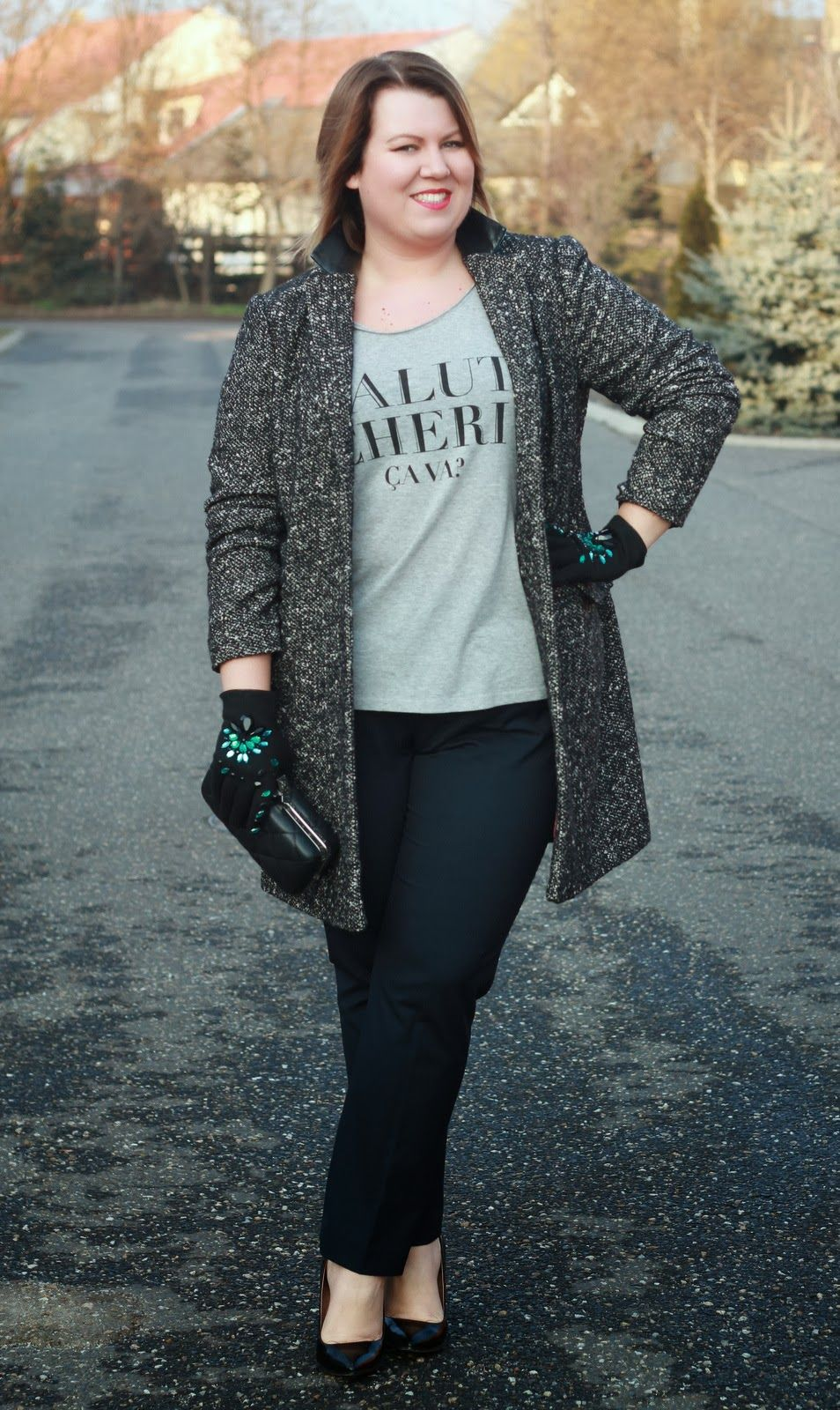 plus size life: outfit - turquoise miracle | fatshion | pinterest