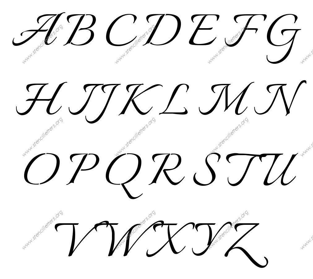 How To Draw Fancy Letters Az Step By Step Fancy Alphabet