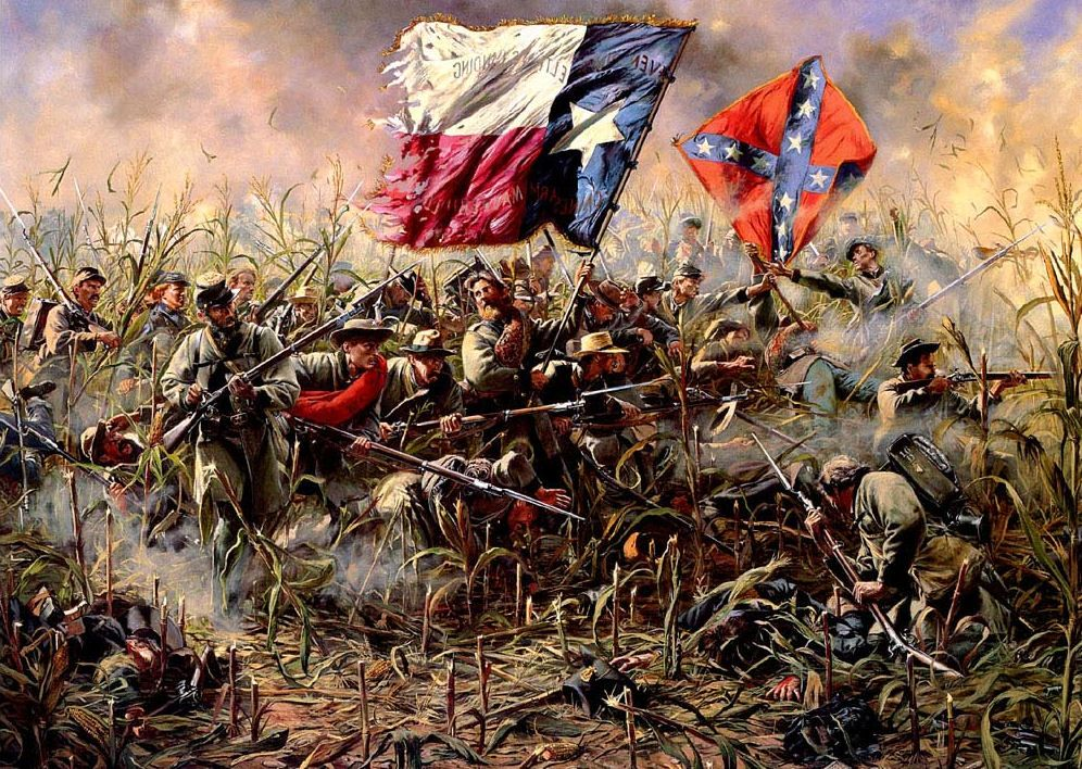 The Confederate Twist: The Southern Bias Regarding The Civil War ...