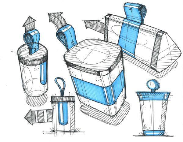 Good Examples Of Product Ideation Industrial Design Sketch Sketches Design Sketch