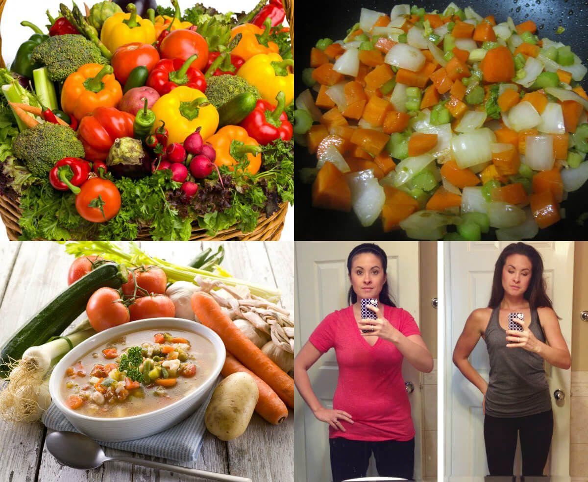 بعد أسبوع من متابعة رجيم الشوربة الحارقة من المفترض أن تفقدي ما بين 5 إلى 7 كيلو جرام Healthy Health Diet Diet