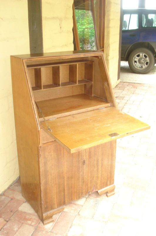 antique desk secretaire writing desk ebay ryan pinterest