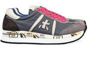 Grijze Premiata schoenen Conny sneakers